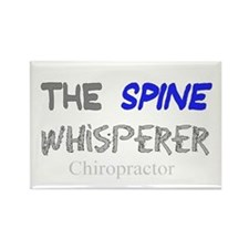 Cool Chiropractor Rectangle Magnet