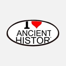 I Love Ancient History Patch