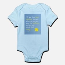 Cute Inspirational Infant Bodysuit