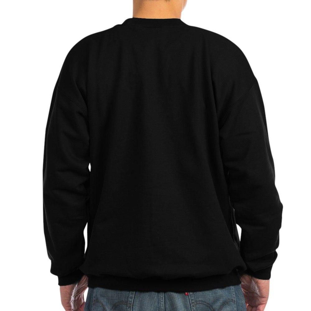 CafePress Engage Christmas Star Trek Ugly Sweater Sweatshirt 1695983637
