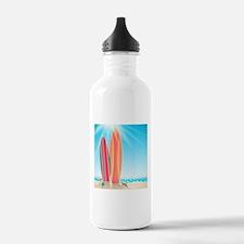 Surfboards Water Bottle