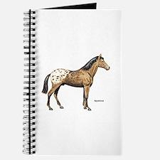 Appaloosa Horse Journal