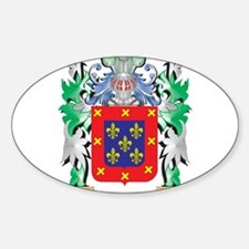 Fernandez Coat of Arms (Family Crest) Decal
