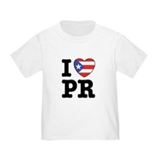 I Love PR T