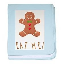 EAT ME! baby blanket
