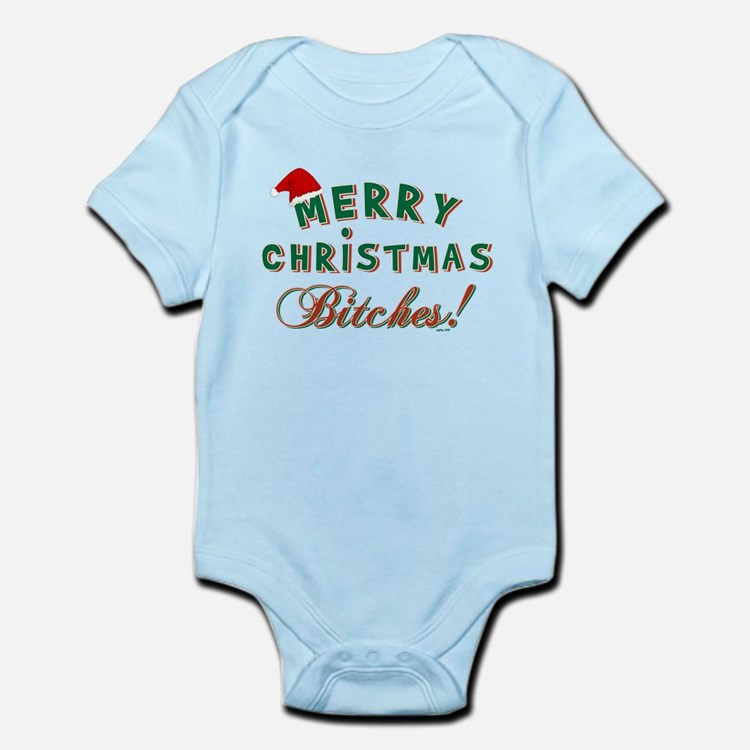 MERRY CHRISTMAS Body Suit