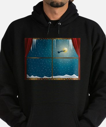 Christmas Eve Window Hoody