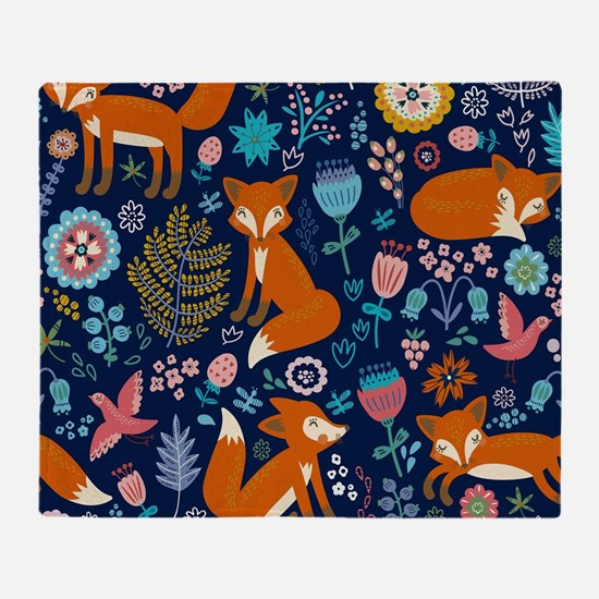 Unique Animal pattern Throw Blanket
