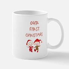 OUR 1ST CHRISTMAS Mugs