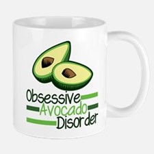 Cute Avocado Mug