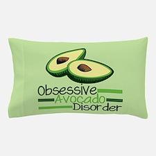 Cute Avocado Pillow Case