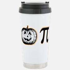 Cute Trick or treat spiders with pumpkin Travel Mug