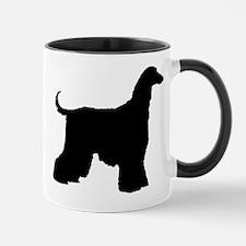 Afghan Hound Dog Mug