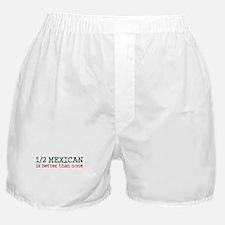 Half Mexican Boxer Shorts