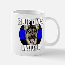 Blue lives matter 2 Mug
