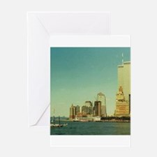 World Trade Center Greeting Cards