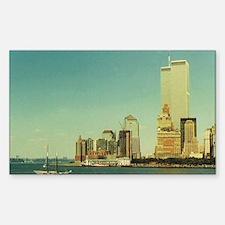 World Trade Center Decal