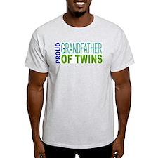 Twin grandfather T-Shirt