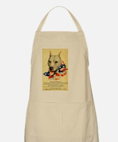 Funny American red cross Apron