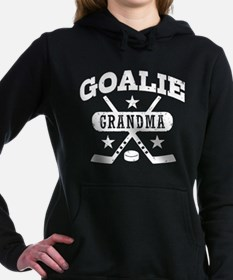 Goalie Grandma Women's Hooded Sweatshirt