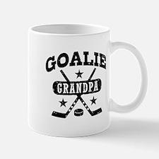 Goalie Grandpa Mug