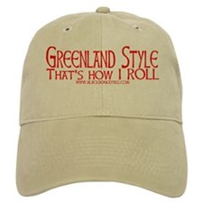 Greenland Style Baseball Cap