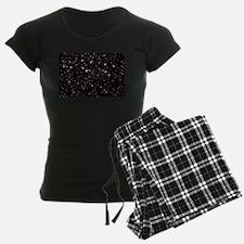 black starry night Pajamas