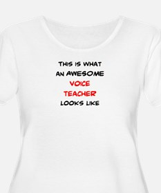 awesome voice T-Shirt