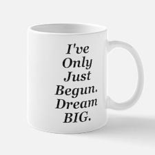 Just Begun Mugs