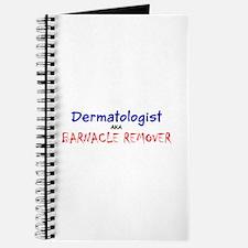 Dermatologist AKA Barnacle Remover Frank's Journal