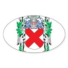 Fitzgerald Coat of Arms (Family Crest) Decal