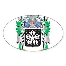 Fleuron Coat of Arms (Family Crest) Decal