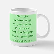 Irish Toast Happy & Sad 2 Mug