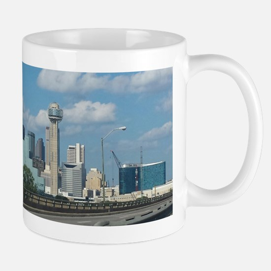 Dallas Skyline Mugs