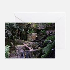 Cute Grotto Greeting Card