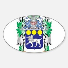 Flynn Coat of Arms (Family Crest) Decal