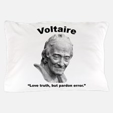 Voltaire Truth Pillow Case