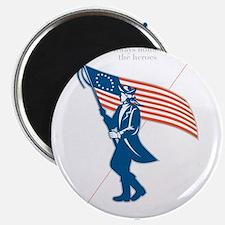 Patriots Day Greeting Card American Patriot Soldie