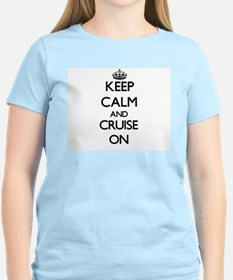 Funny Keep calm and T-Shirt