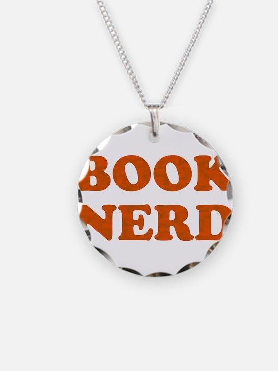 Book Nerd Necklace