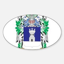 Forti Coat of Arms (Family Crest) Decal