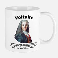 Voltaire Tolerance Mug