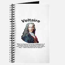 Voltaire Tolerance Journal