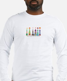 Cute Diversity Long Sleeve T-Shirt