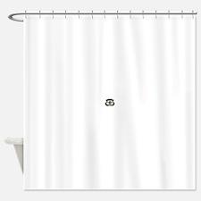 L.R.R.P. jump wings Shower Curtain