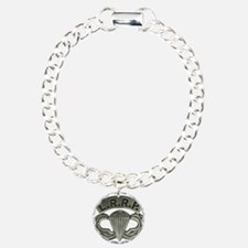 L.R.R.P. jump wings Charm Bracelet, One Charm