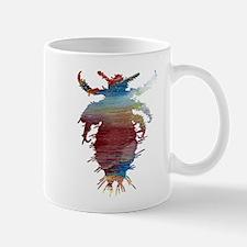 louse painting Mugs
