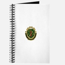 Military Police Crest Journal