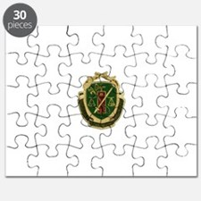 Military Police Crest Puzzle