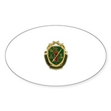 Military Police Crest Decal